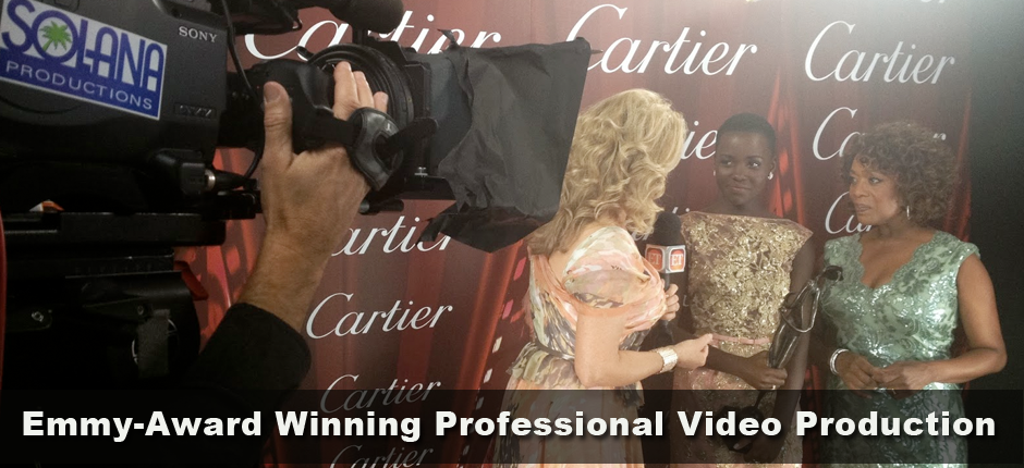 Emmy-Award Winning Professional Video Production